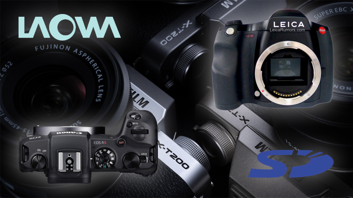 Weekly Wash: the 5 biggest camera news stories of the week (26 January)