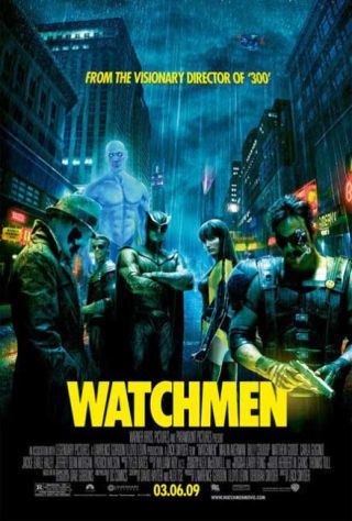 'Watchmen': A Tale of Two Movies