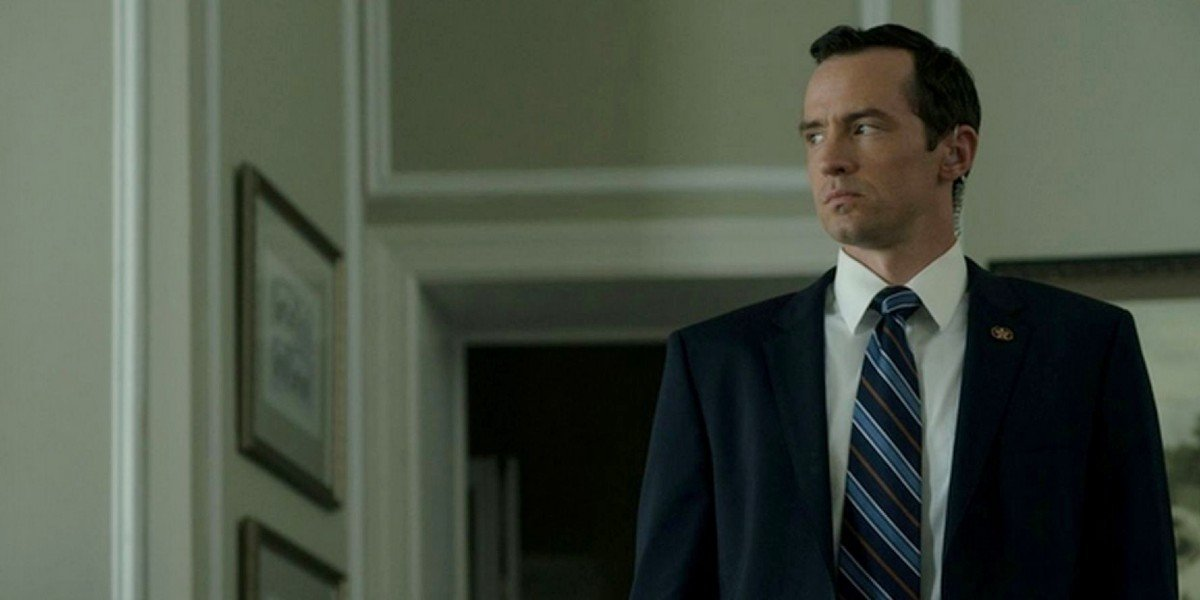 Nathan Darrow in House of Cards