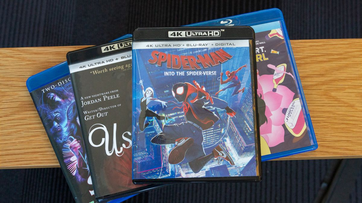 Forget Streaming: Why You Should Still Buy Blu-Rays