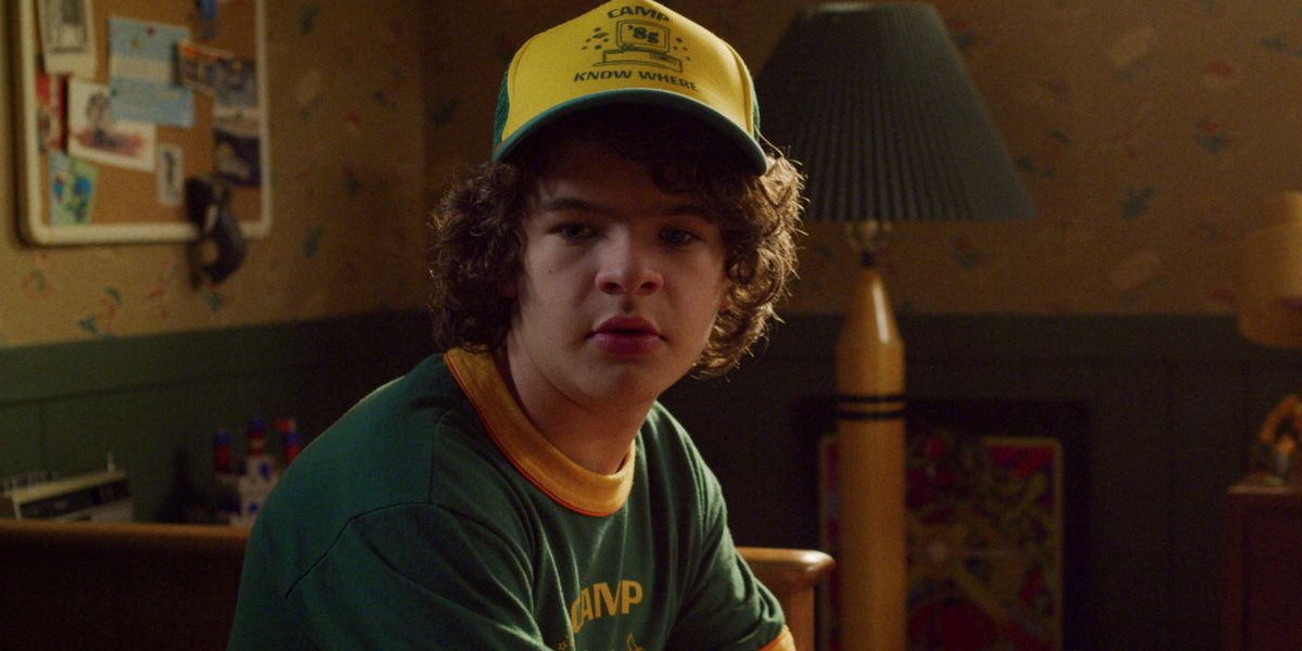 stranger things season 3 dustin matarazzo netflix