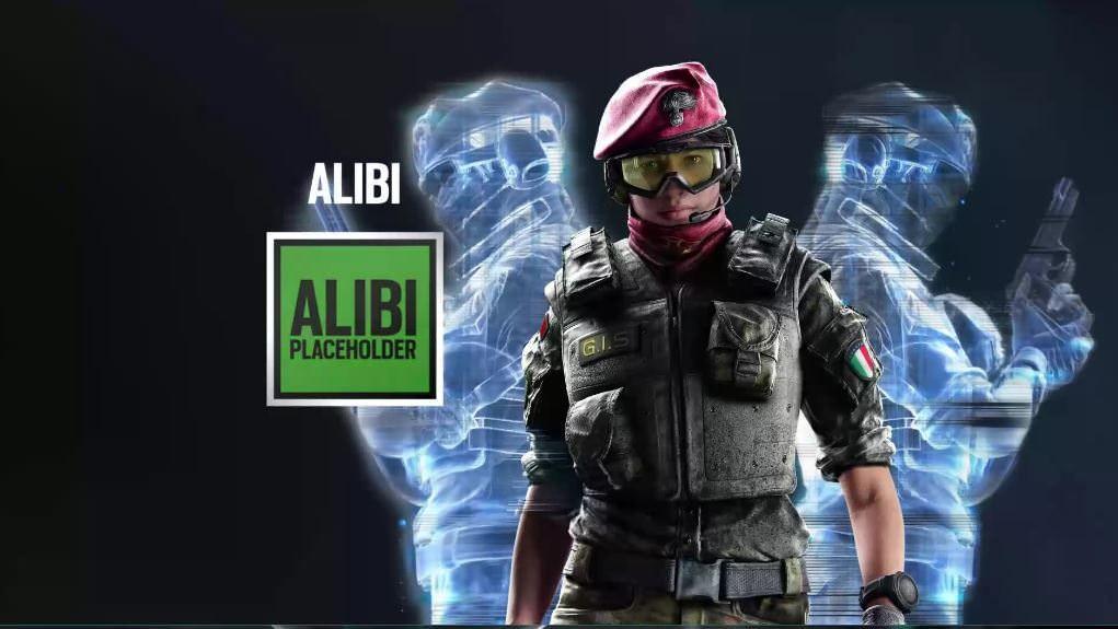 Rainbow Six Siege's new Italian operators have leaked onto Reddit