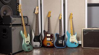 Fender American Professional II Series