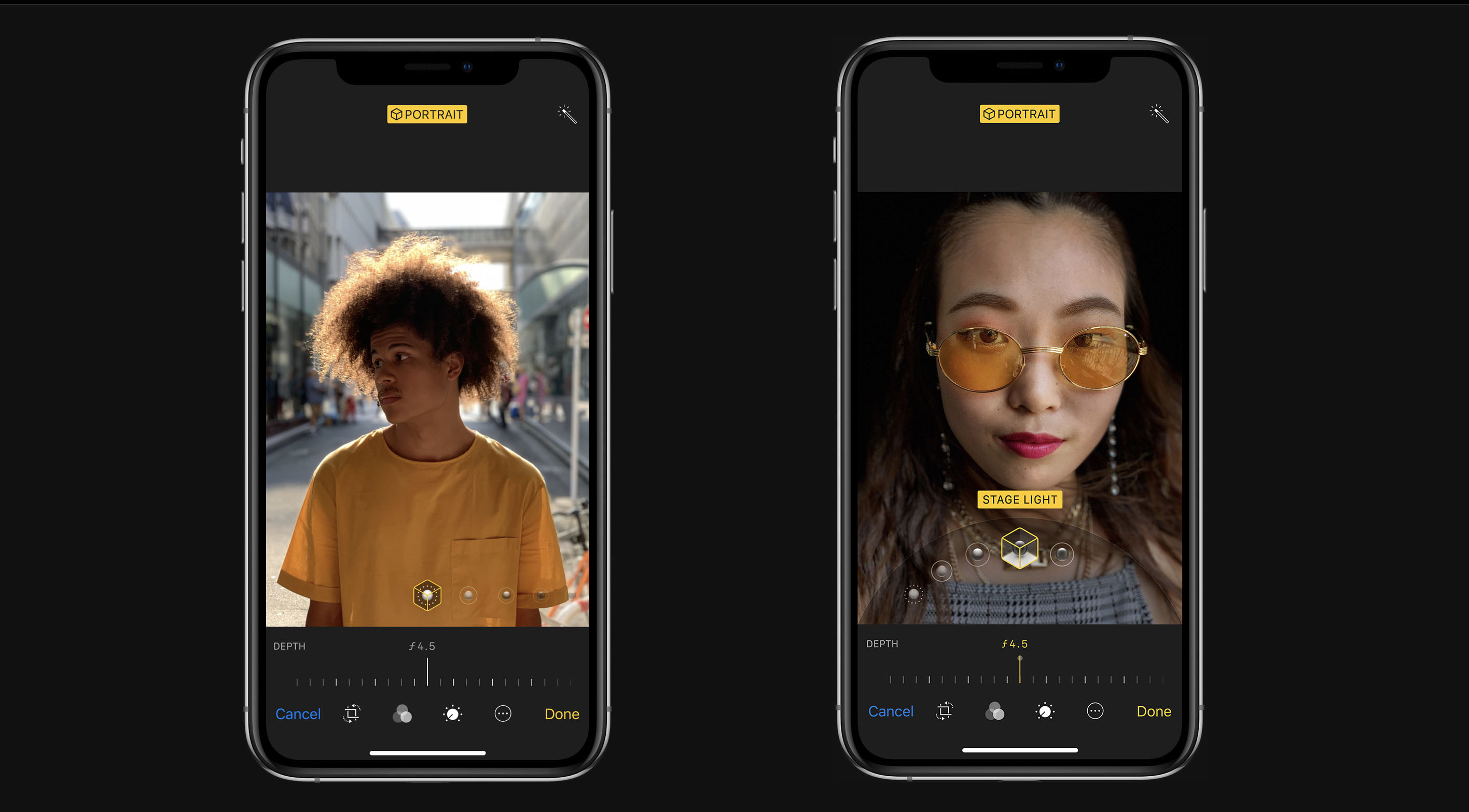 Apple wins big fight to say the iPhone X/XS camera offers 'studio quality' portraits