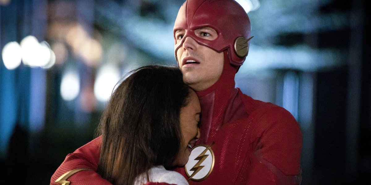 Barry Allen Has To Die Grant Gustin Confirms The Flash Season 6 Premiere Crisis Cinemablend