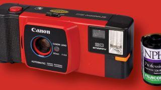 compact film camera