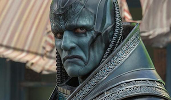 Apocalypse X-Men Oscar Isaac