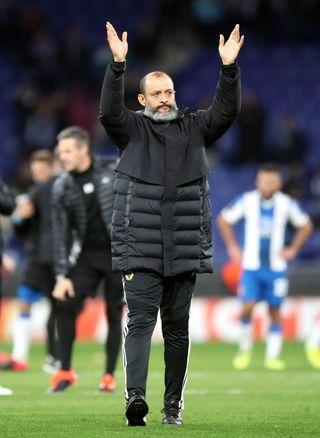 Espanyol v Wolverhampton Wanderers – UEFA Europa League – Round of 32 – Second Leg – RCDE Stadium