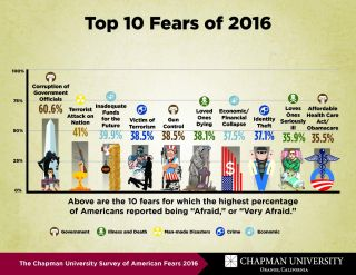 fear survey infographic