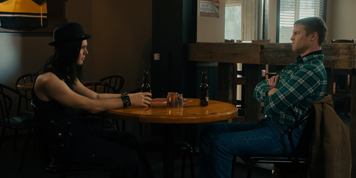 Tyler Johnston and Jared Keeso on Letterkenny