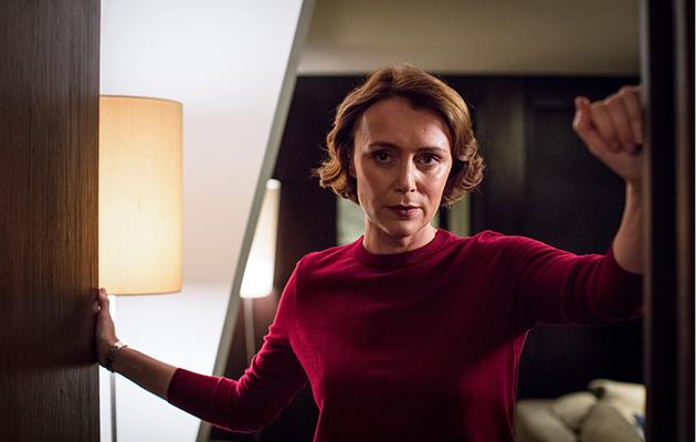 Keeley Hawes as Julia in Bodyguard