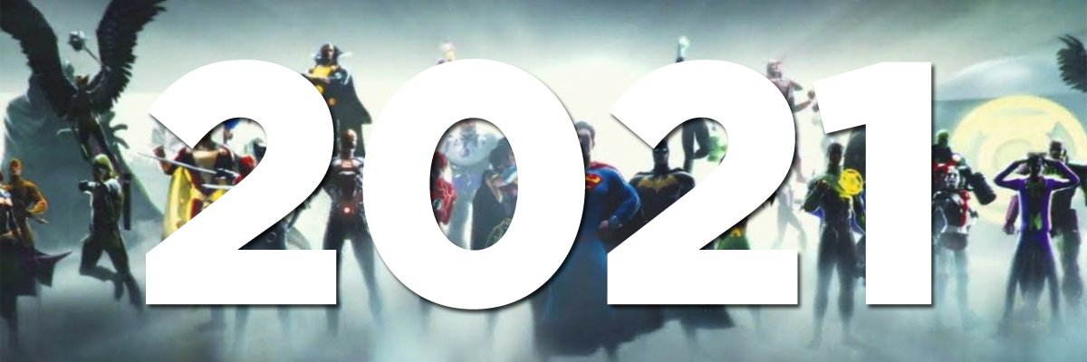 2021 DC Extended Universe