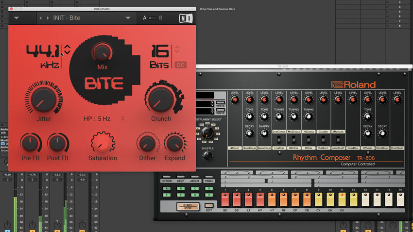 Take your beats to the edge using bit depth and sample-rate reduction plugins | MusicRadar