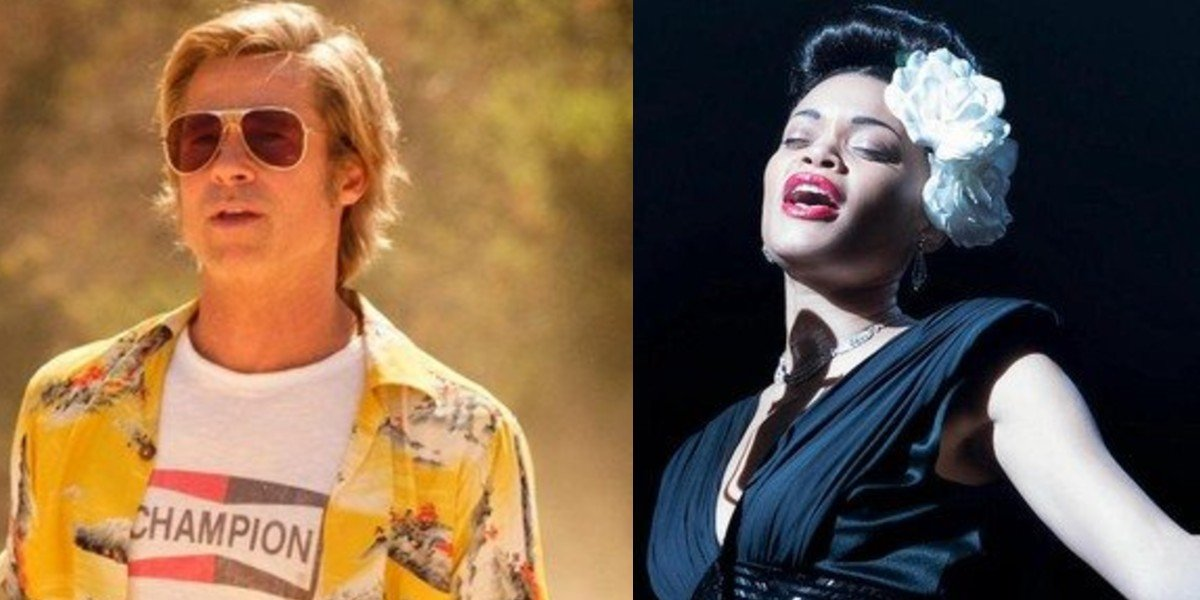 Brad Pitt and Andra Day are still caught up in dating rumors