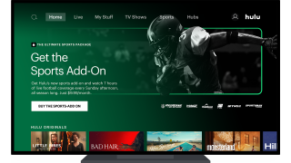 Hulu Live sports add-on