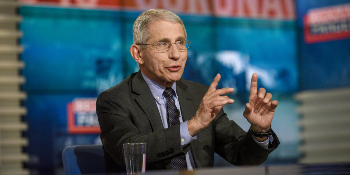Meet the Press Dr. Anthony Fauci NBC
