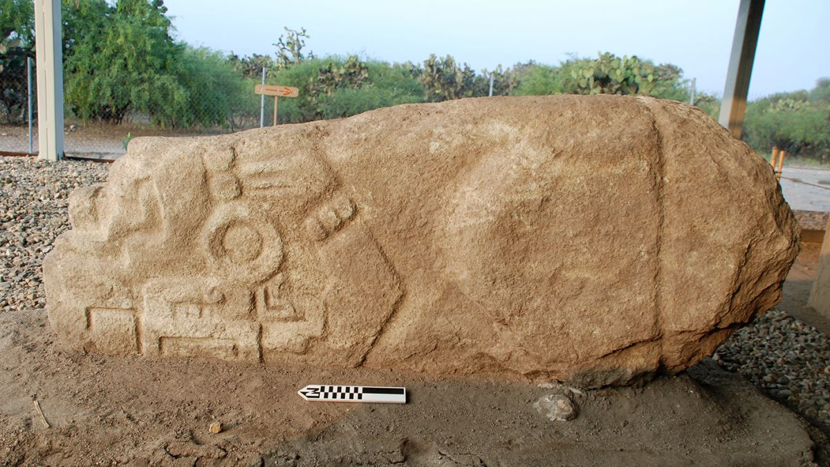 Crocodile Carving Played Ritual Role in Ancient Mesoamerican City