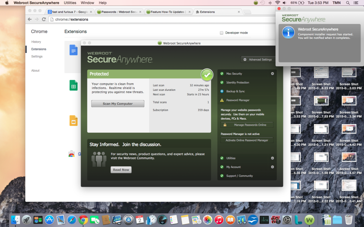 Webroot SecureAnywhere Internet Security Plus 2015 Review