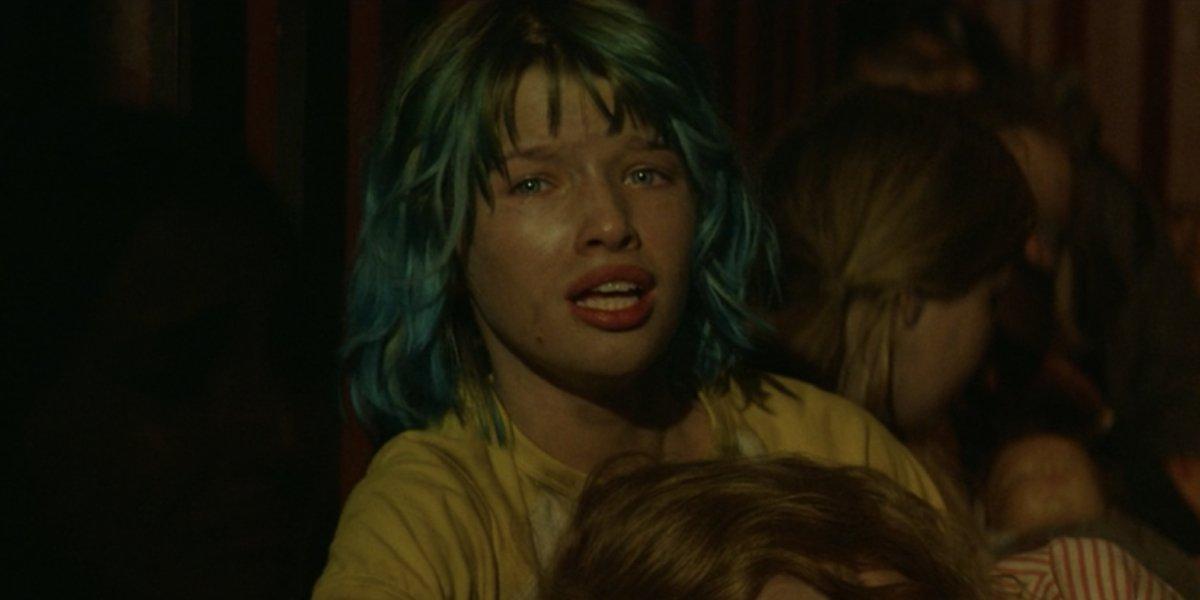 Ever Anderson as Young Natasha Romanoff in Black Widow