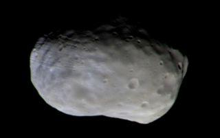 Phobos color image