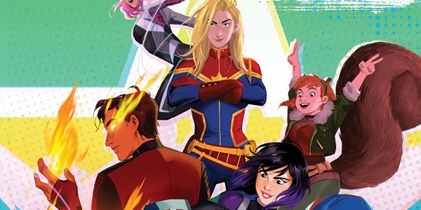 Marvel Rising: Secret Warriors Marvel Comics