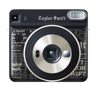 Fujifilm SQ6 Taylor Swift camera front