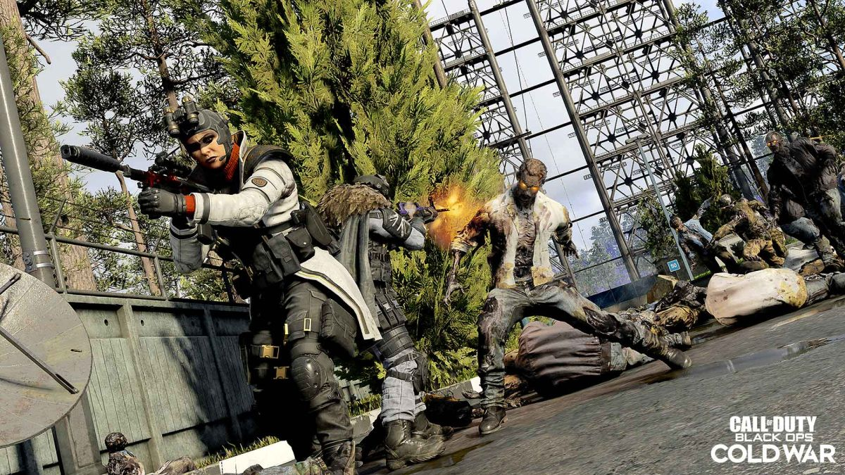 Call of Duty: Black Ops Cold War season 3 will add new Zombies Outbreak region Duga