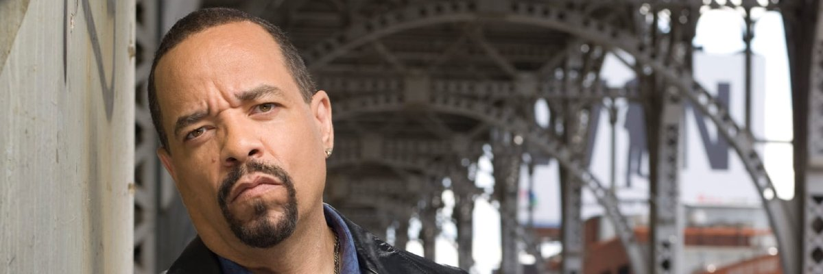 Ice-T on Law and Order: SVU