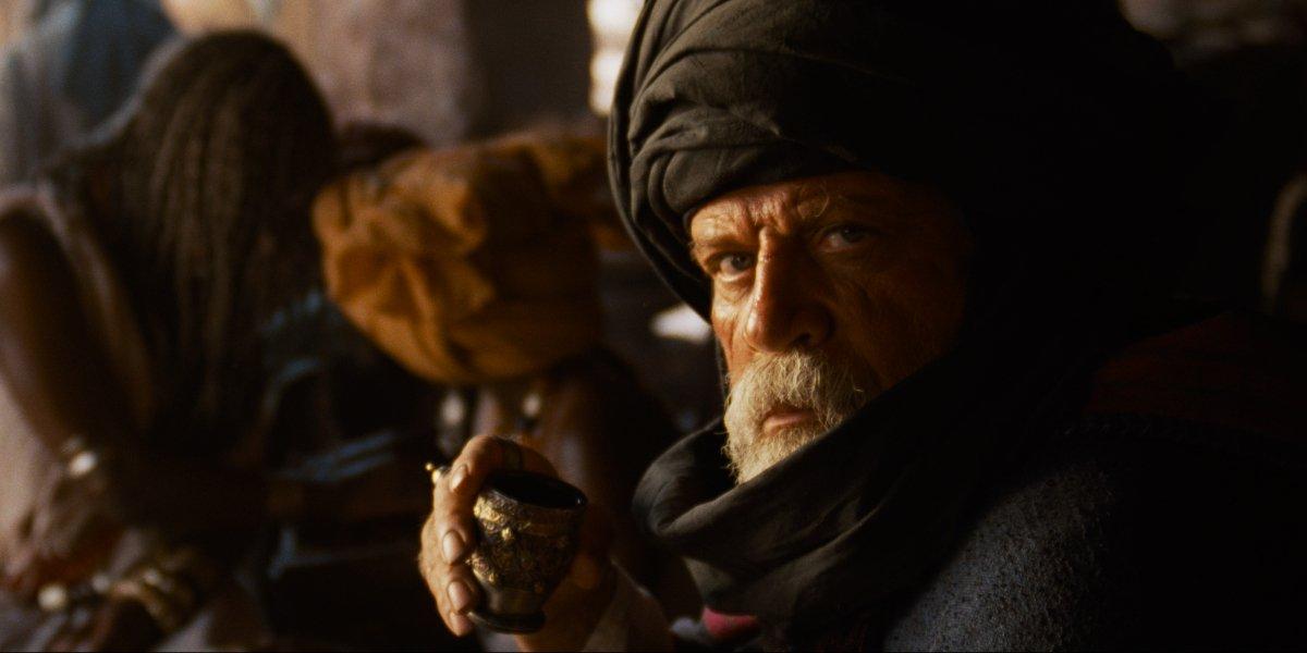 Oliver Reed in Gladiator