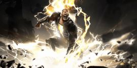 Black Adam Is Reuniting Dwayne Johnson With A Young Rock Star
