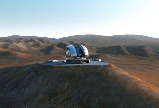 World's Largest Telescope E-ELT