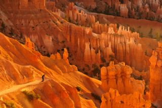 bryce canyon national park, hoodoos, paunsaugunt plateau, claron formation, utah national parks