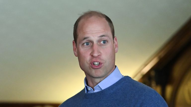 Prince William slams space tourists as William Shatner takes all-expenses-paid trip into space