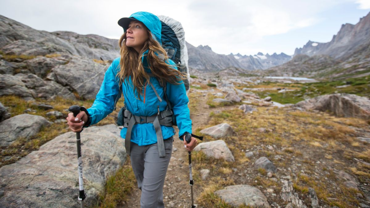 The best women's waterproof jackets: for hiking, backpacking and all forms of outdoor adventure