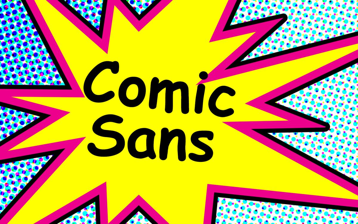 Why Do People Hate Comic Sans So Much?