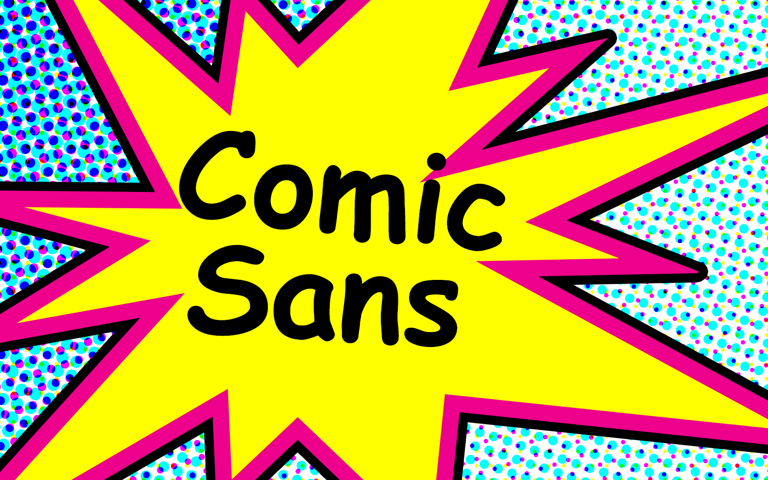 Why Do People Hate Comic Sans So Much? | Live Science
