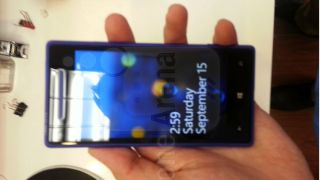 HTC Accord Windows Phone 8 smartphone leaked ahead of launch event