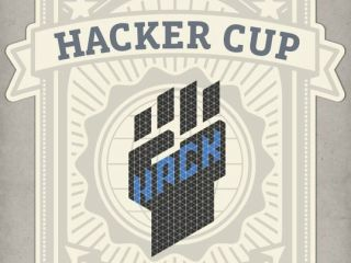 Facebook Hacker Cup - Anonymous and 4Chan need not apply