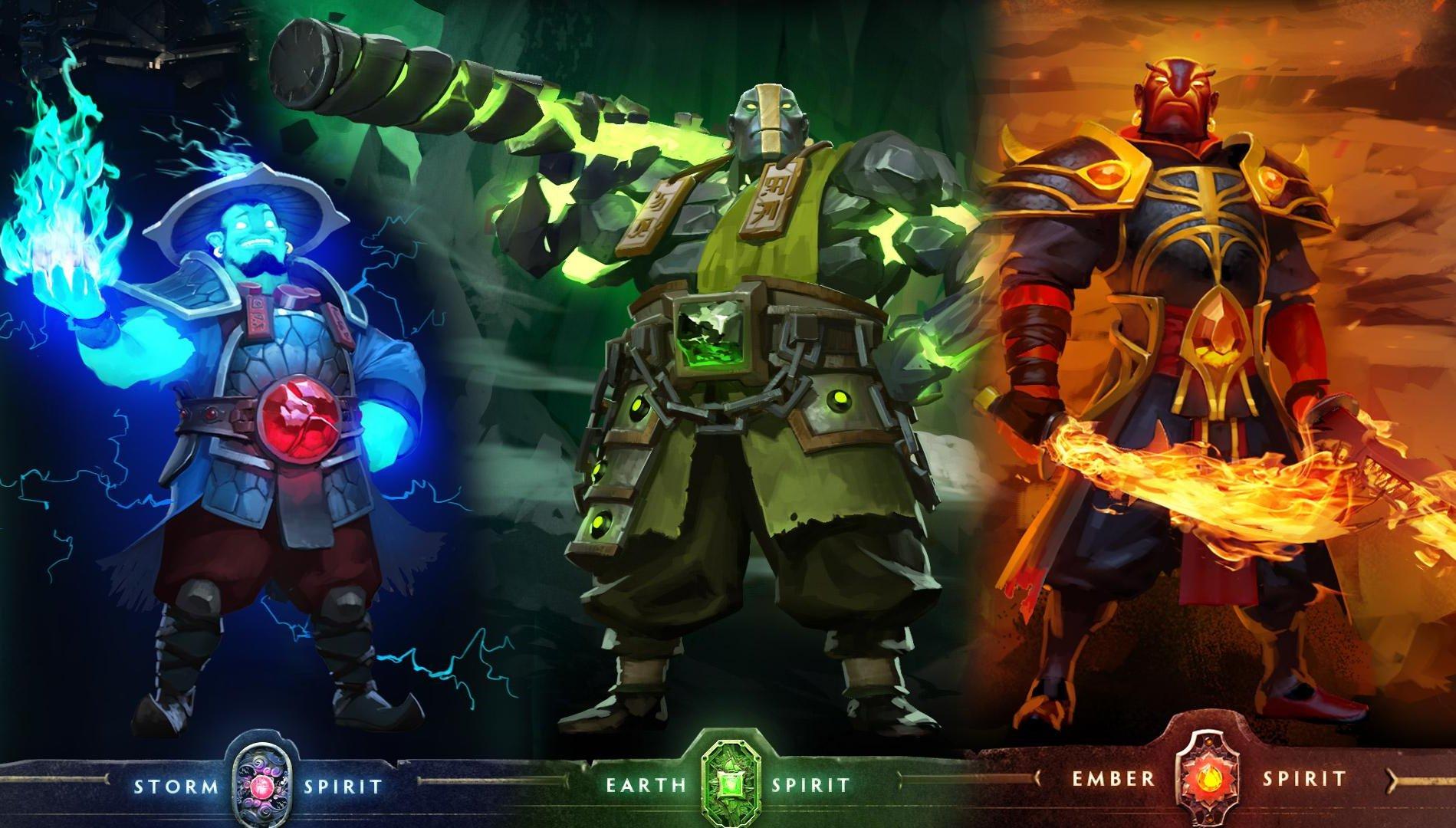dota 2 update adds a trio of spirits and the return of diretide