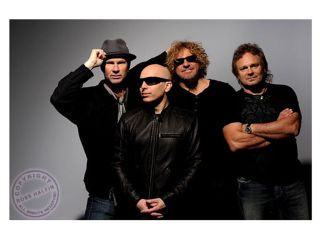 Chickenfoot pull out the stops for MusicRadar