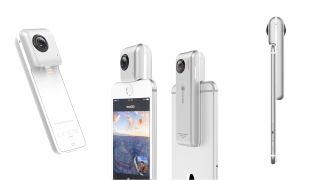 Turn Your Iphone Into A 360 Degree Vr Camera Techradar