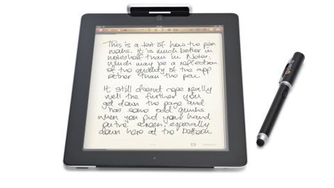 e-Pens Mobile Notes for iPad