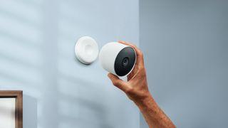 Google Nest Cam (batteri)