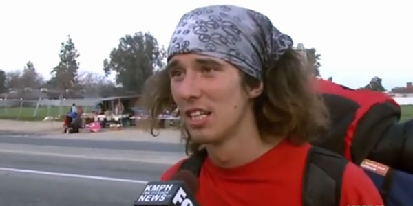 Kai The Hatchet Wielding Hitchhiker Wanted On Murder Charges