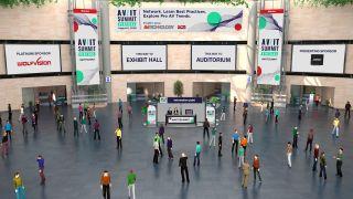 The AV/IT Summit Virtual Lobby