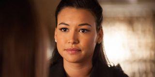 Glee Naya Rivera Santana Lopez FOX