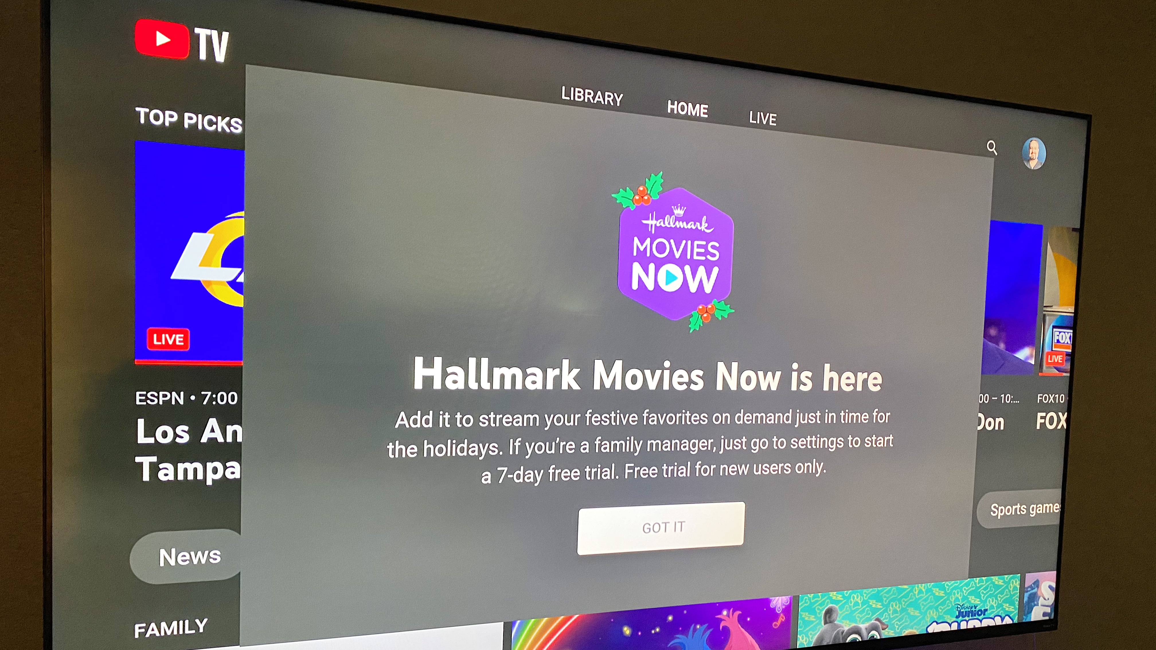 Hallmark Movies Now Is Now An Option On Youtube Tv For 6 A Month Whattowatch
