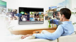 how do i download apps on my samsung smart tv 2014