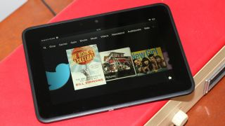 Kindle Fire HD goes on sale infused with Lovefilm