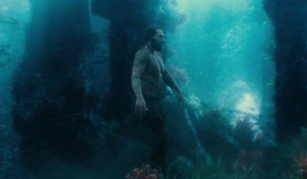 Aquaman Spends More Time In Atlantis Justice League